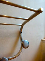 French 50s coat and hat rack - eyespy