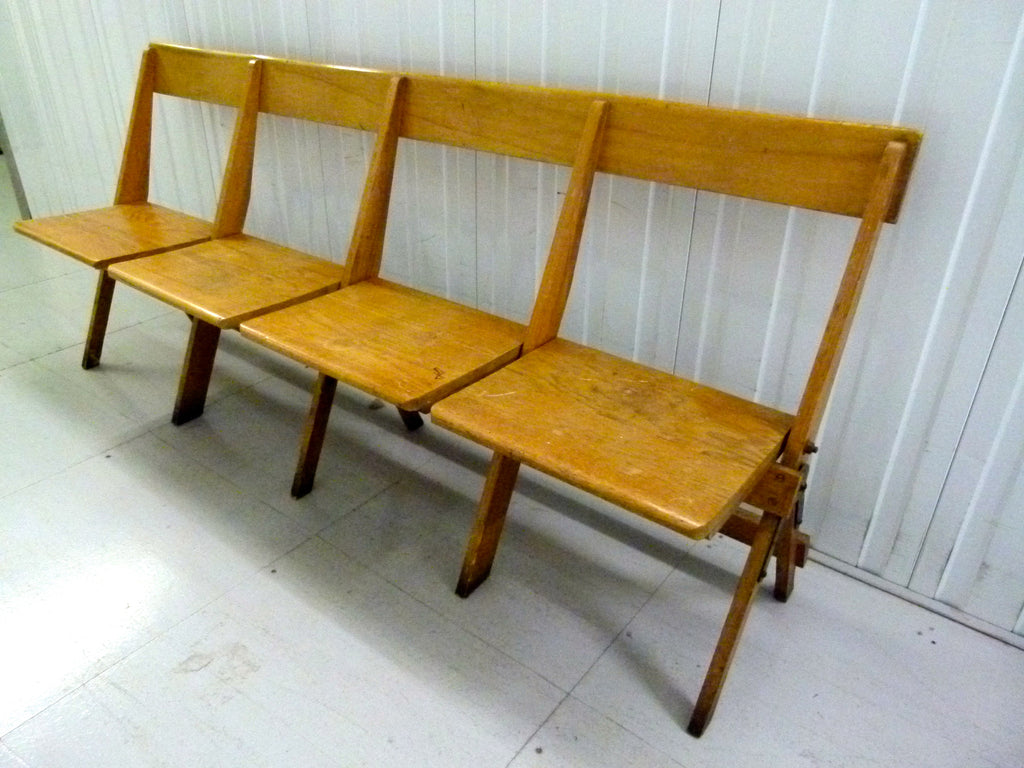 Old Fashioned Fold Up Bench Seats Image Collection - Bathroom and ...