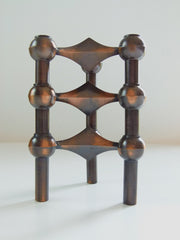 Nagel Modular Bronze Candlestick holders - eyespy