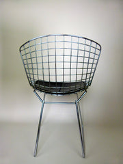 1970s Knoll Bertoia wire chairs - eyespy
