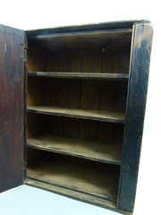 Vintage farmhouse cupboard - eyespy