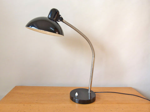 1930s Kaiser Idell table lamp