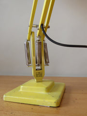 Herbert Terry Anglepoise desk lamp - Yellow - eyespy