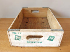 Vintage 7Up 'The Uncola' crate - eyespy