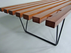 Robin Day for Hille Interplan bench or low table - eyespy