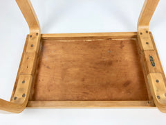 1930s Alvar Aalto side table by Finmar - eyespy