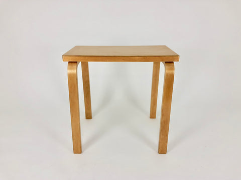 1930s Alvar Aalto side table by Finmar