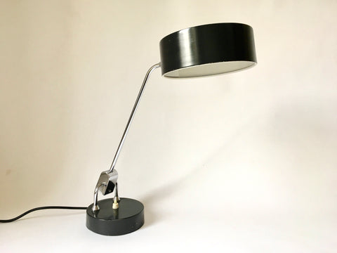 French desk lamp by Jumo