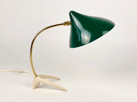 1950s 'Crow's Foot' table lamp by Louis Kalff for Philips, Netherlands