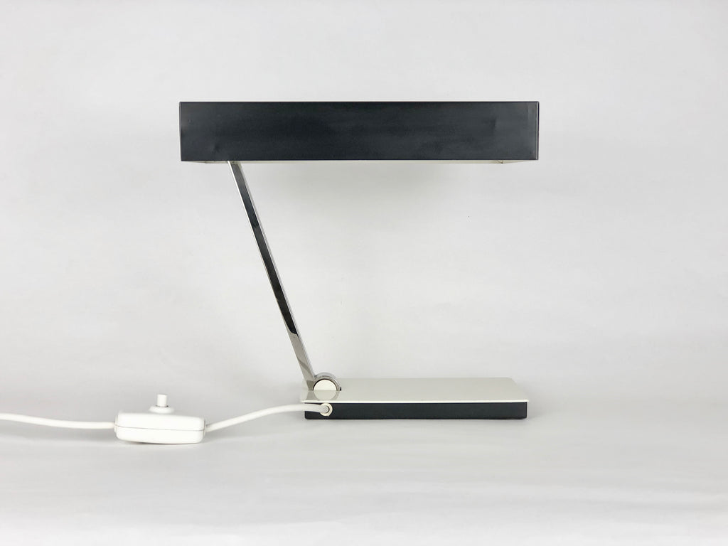 Mid century German desk lamp by Kaiser Leuchten - eyespy