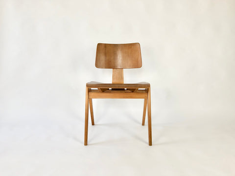 1950s Robin Day Hillestak chair by Hille