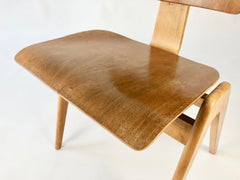 1950s Robin Day Hillestak chair by Hille - eyespy