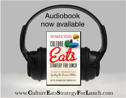 Audiobook (Mp3) Culture Eats Strategy for Lunch