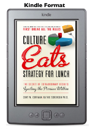 Ebook Kindle Version- Culture Eats Strategy for Lunch