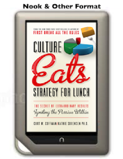 Ebook Nook & Other  - Culture Eats Strategy for Lunch