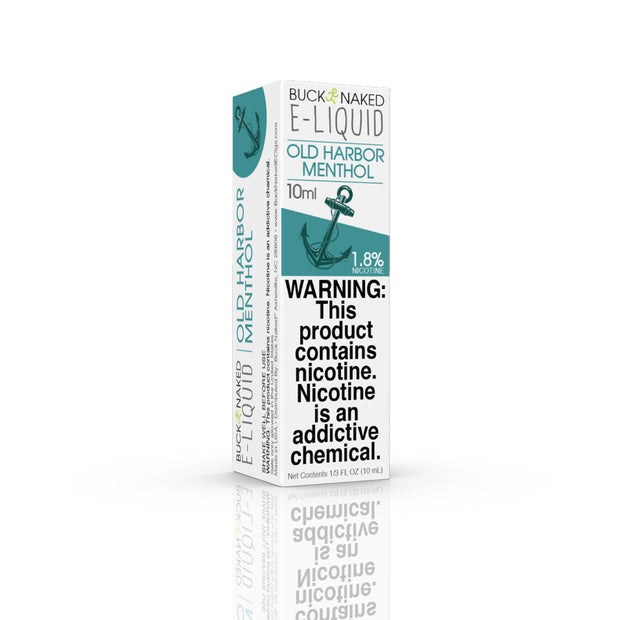 Old Harbor Menthol eLiquid