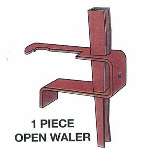 1 Piece Waler Bracket for Symons Style Forms 100 Pcs