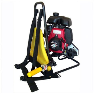 2.5 HP Gas Backpack Concrete Vibrator Power Unit with Head and Shaft Options