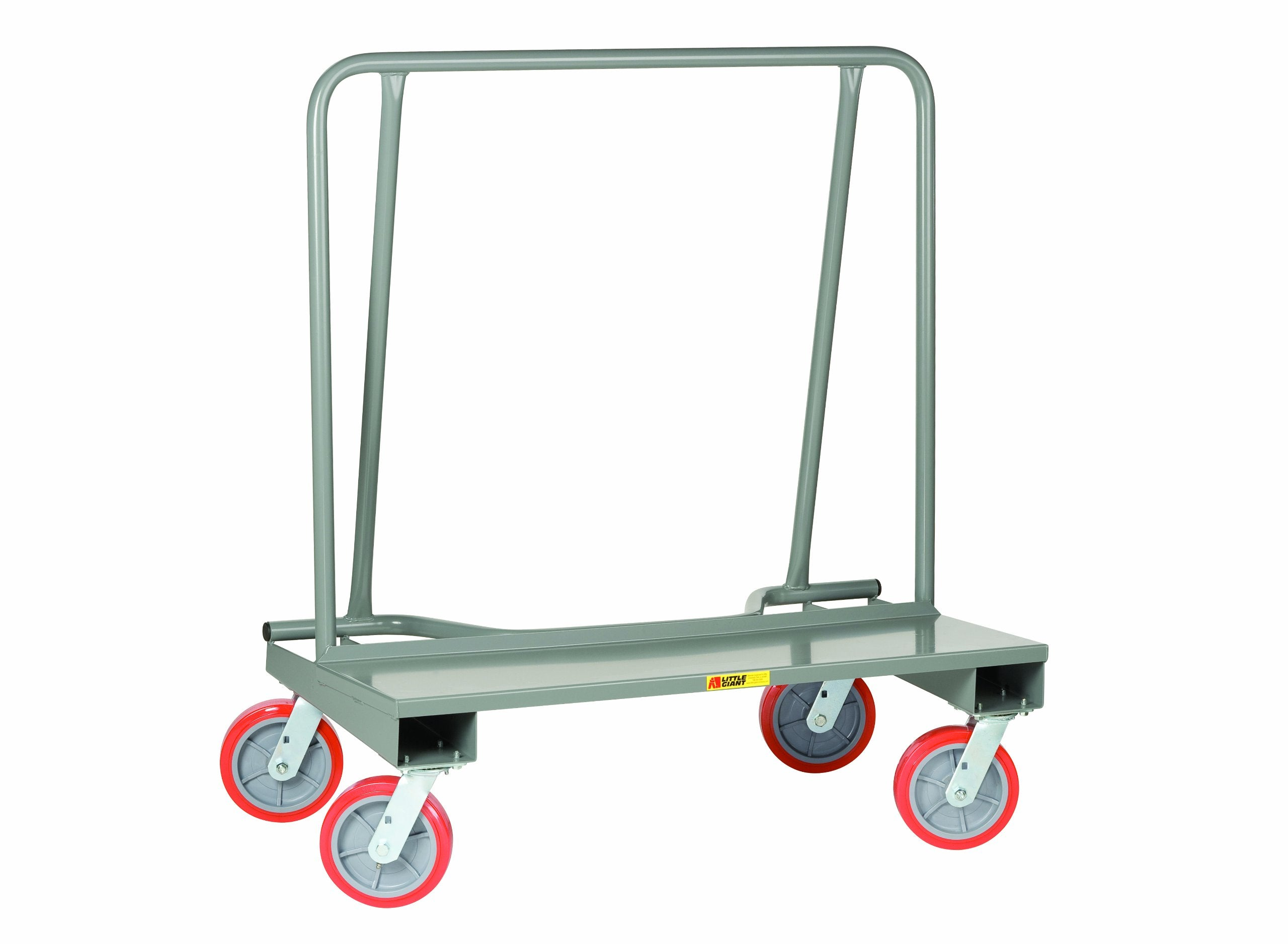 Little Giant DC-2444-8PY Steel Deck Drywall Cart