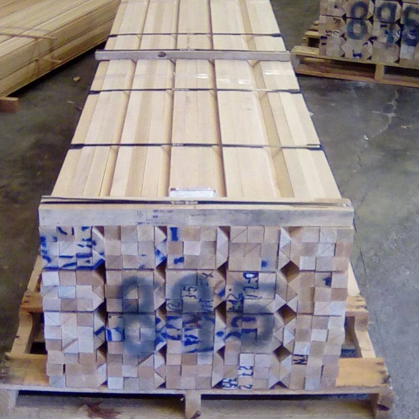"1-1/2"" x 10' Banak Chamfer Strip 1000' (4 Bundles)"