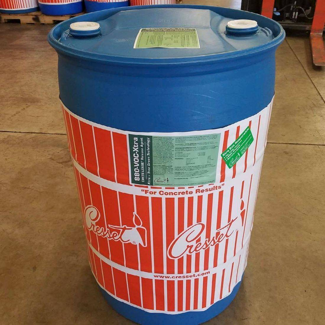 Cresset 880 VOC Compliant (Best) 55 Gallon Drum