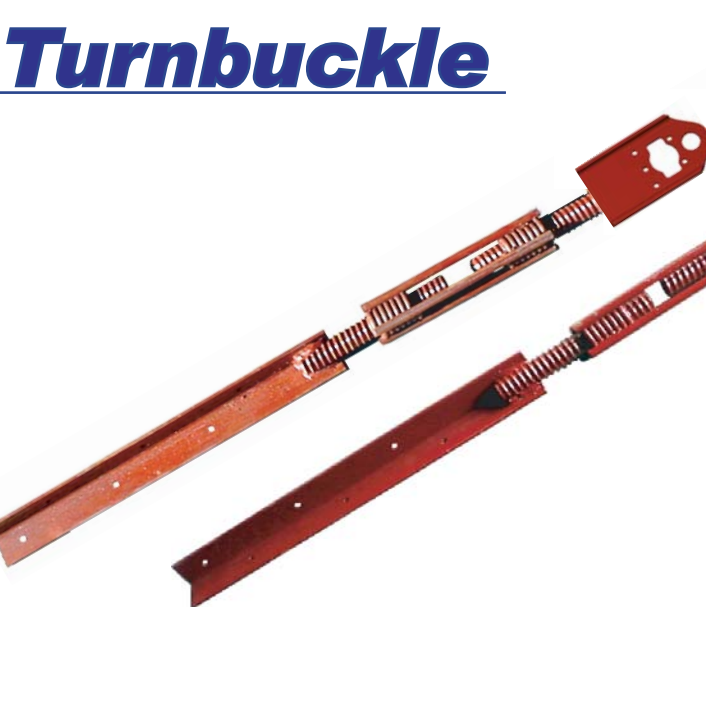 Turnbuckle Brace Bent Plate 10 Pcs