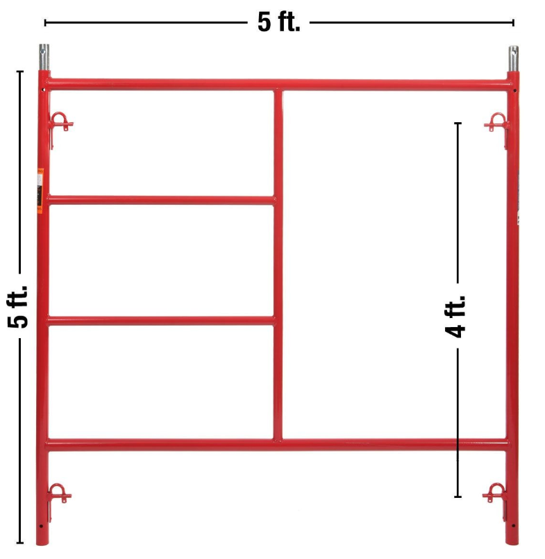 "Waco  5 x 5'-1"" Ladder Frame"