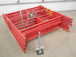 WE SELL WACO STYLE SCAFFOLDING