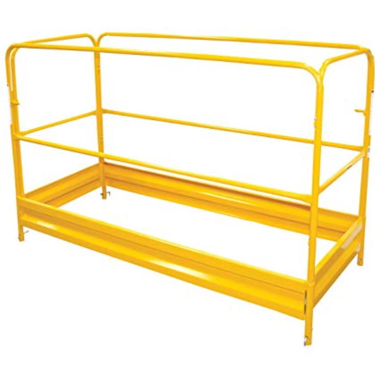Baker Scaffold Guardrail System