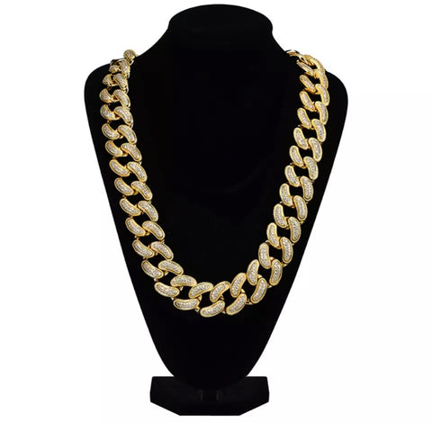 Fat Cuban Chain Necklace