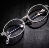 Diamond Cut Glasses