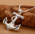 925 sterling silver Anchor