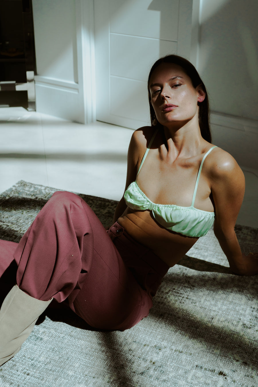 Cool as a Cucumber Bralette