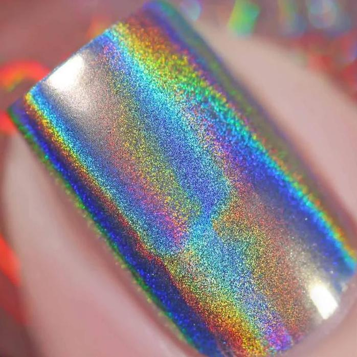 Holo-Chrome (15 Micron) - Premium Powder