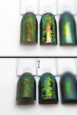 MULTICHROME FLAKIES (select from 4 colours)