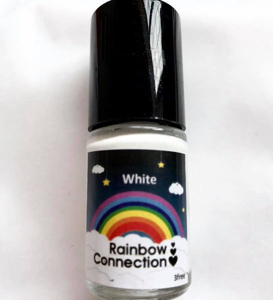 RC white stamping polish