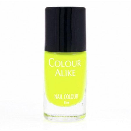 Colour Alike stamping polish - YELLOW GLOW