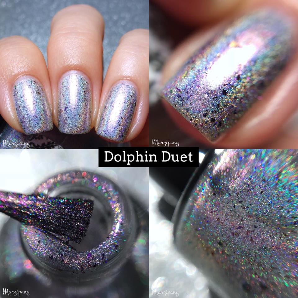 Dolphin Duet (small batch limited edition)