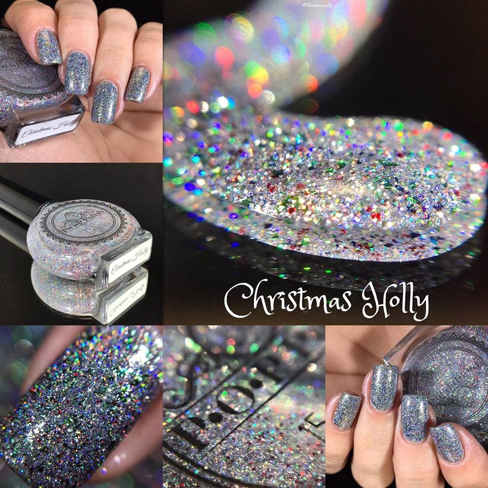 Christmas Holly (Christmas Glam)