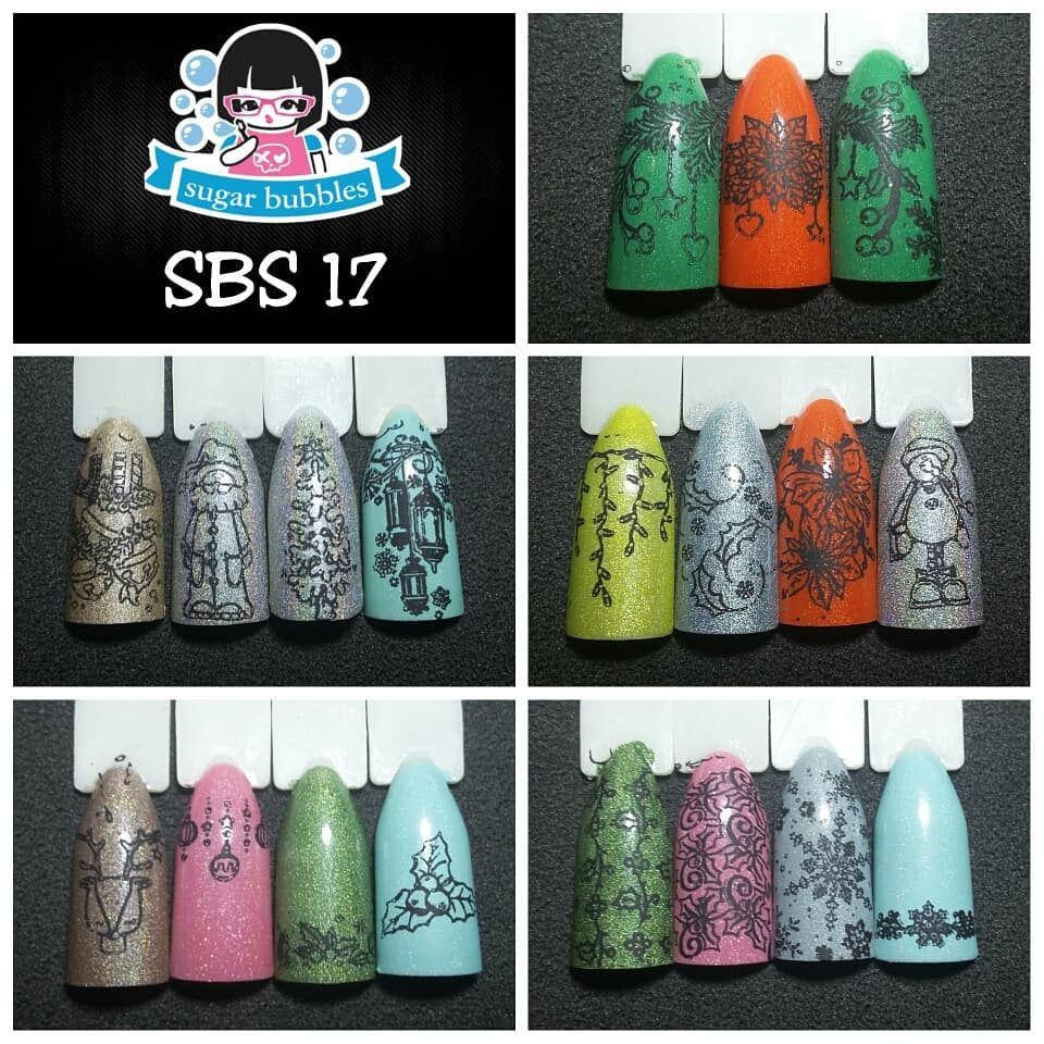Sugar Bubbles - SBS 17