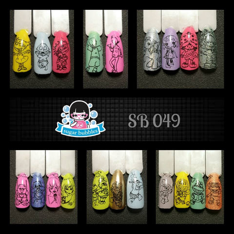 Sugar Bubbles - SB 049
