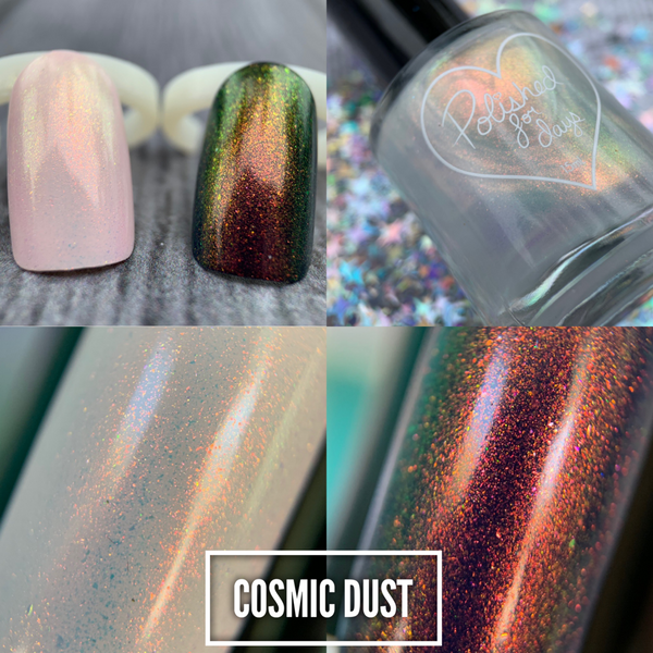 Cosmic Dust (Intergalactic Top-pers)