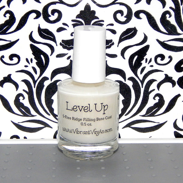Vibrant Vinyls - Level Up - Ridge Filling Base Coat