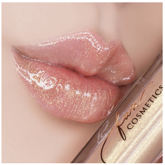 Heart of Gold 003 | High Shine Lip Gloss