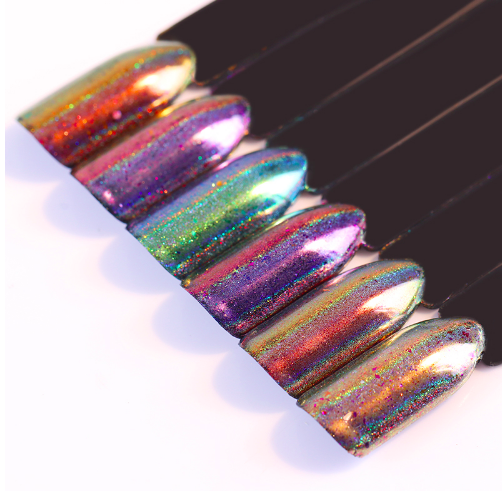 Galaxy Holographic Flakies (6 colours)