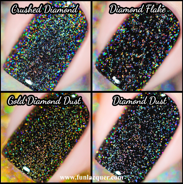 DIAMOND FLAKE (holo topper)