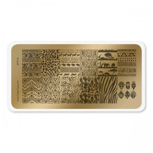 Stamping Plate Africa