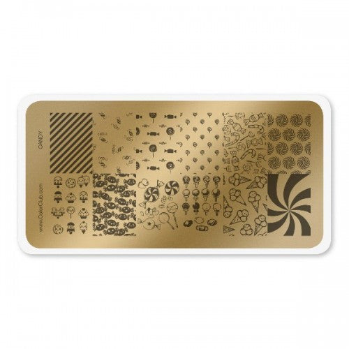 Stamping Plate Candy