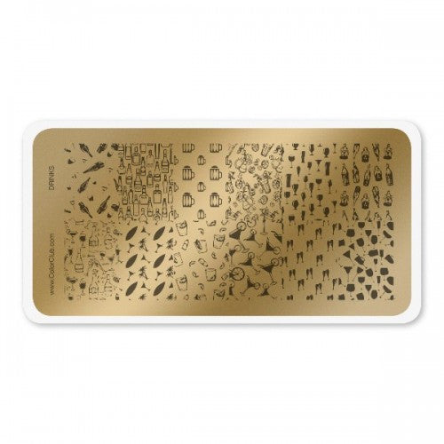 Stamping Plate Drinks