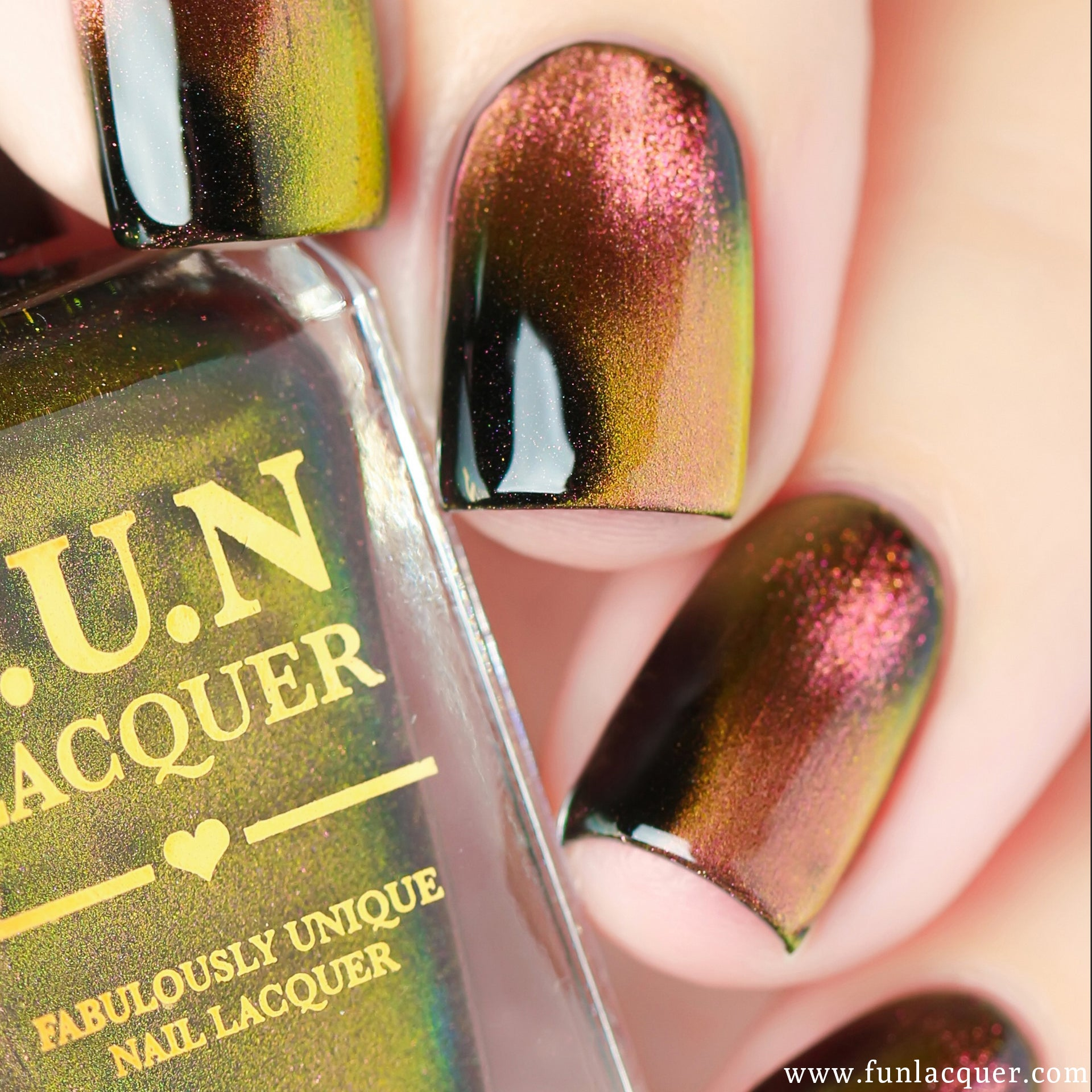 F.U.N Lacquer | Rainbow Connection